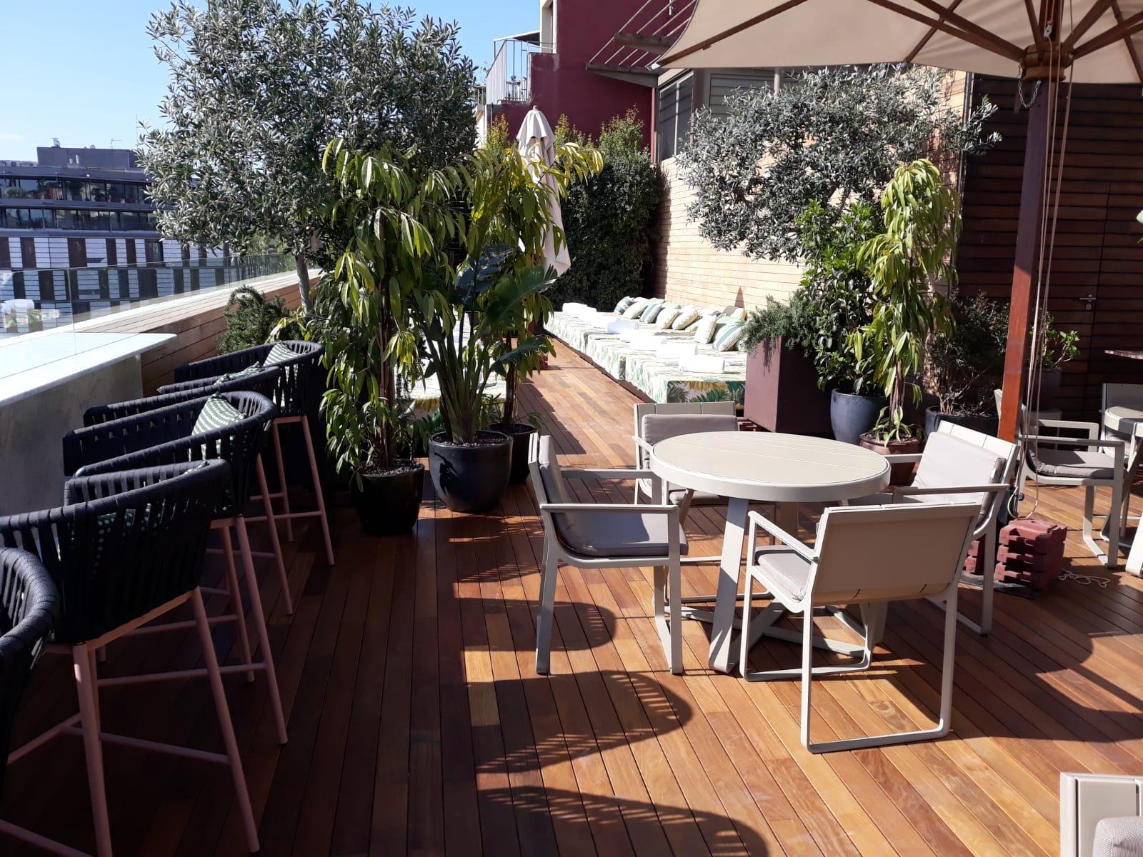 suelo de madera en barcelona- Yvyra
