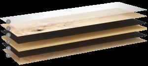 capas suelo de madera woodura
