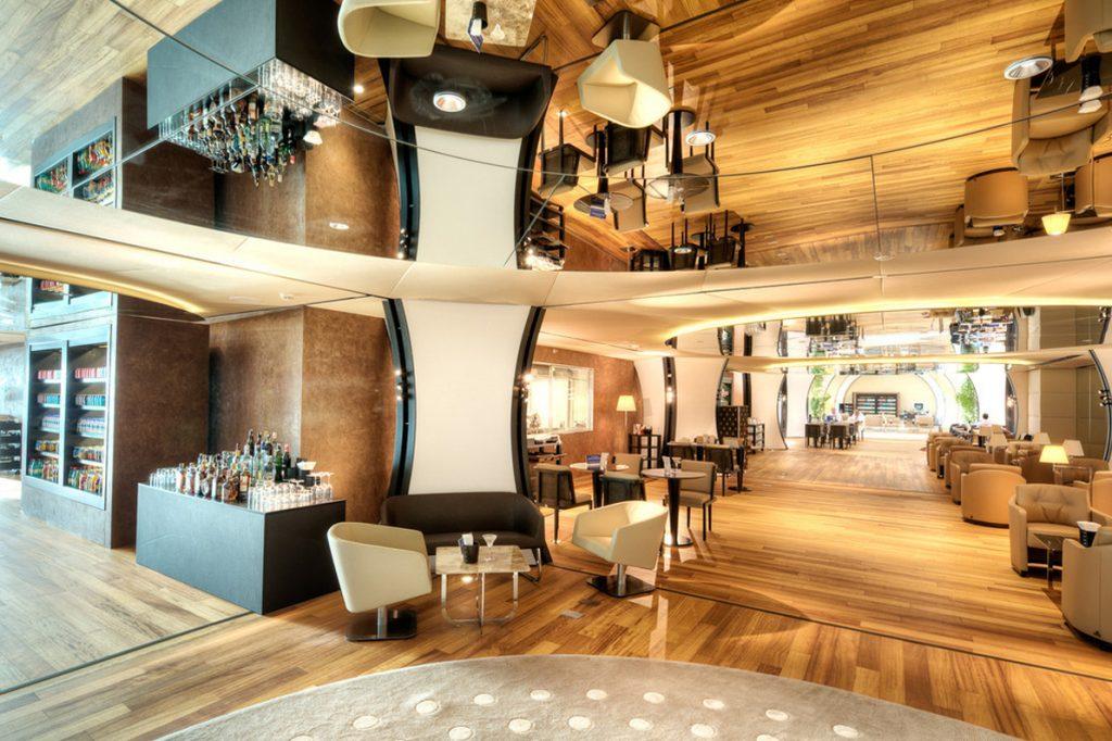 Zona VIP aeropuerto de Estambul